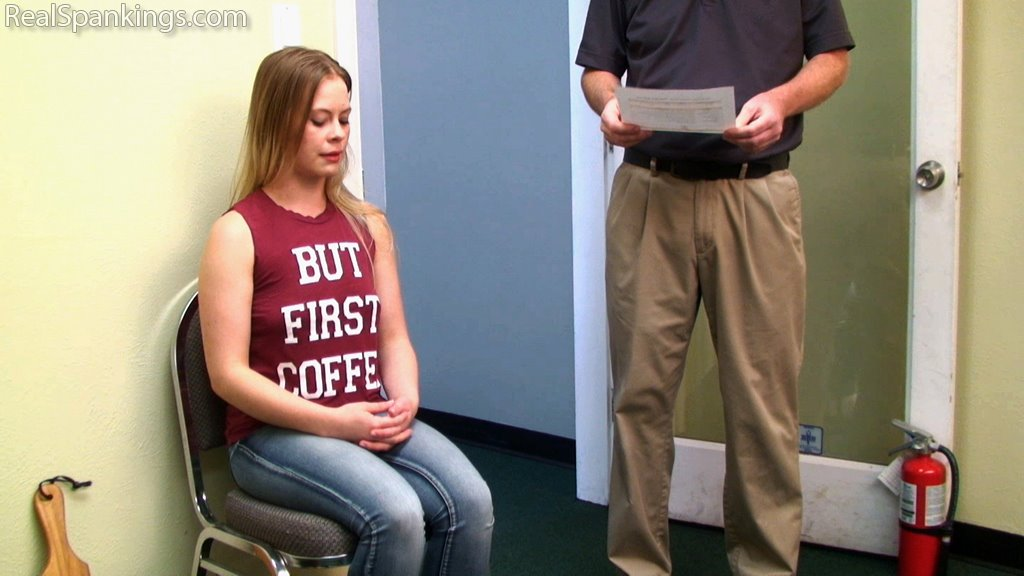 Texas spanking: High school district expands corporal