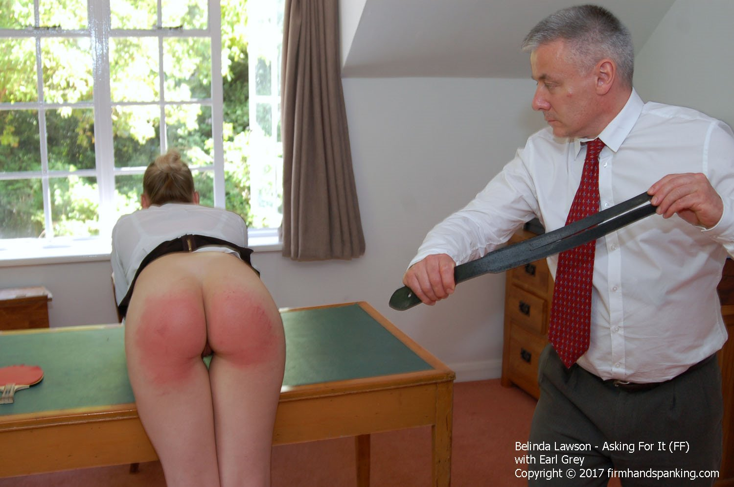 Christian domestic discipline promotes spanking wives to maintain biblical marriage