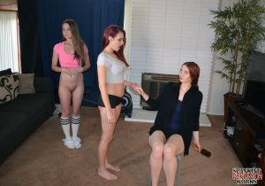 Spanking Veronica Works - Spanked In Translation - image 11