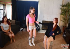 Spanking Veronica Works - Spanked In Translation - image 10
