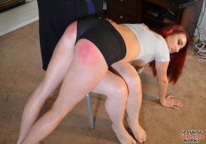 Spanking Veronica Works - Spanked In Translation - image 18