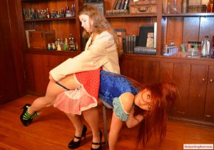 My Spanking Roommate - Apricot's Spanking Lab - image 6