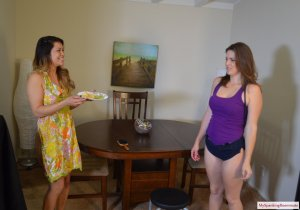My Spanking Roommate - Joy Luck Spanked For Bad Cooking - image 13