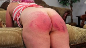 Real Spankings - Paddled At School And Spanked At Home (part 2 Of 2) - image 6