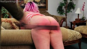 Real Spankings - Paddled At School And Spanked At Home (part 2 Of 2) - image 4
