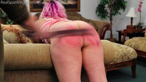 Real Spankings - Paddled At School And Spanked At Home (part 2 Of 2) - image 7