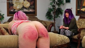 Real Spankings - Paddled At School And Spanked At Home (part 2 Of 2) - image 8