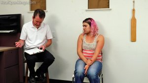 Real Spankings - Paddled At School And Spanked At Home (part 1 Of 2) - image 10