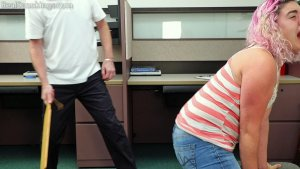 Real Spankings - Paddled At School And Spanked At Home (part 1 Of 2) - image 5
