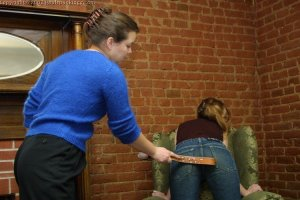 Real Spankings - Amy's Strapping - image 10