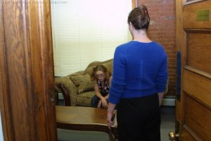 Real Spankings - Amy's Strapping - image 12
