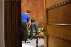 Real Spankings - Amy's Strapping - image 7