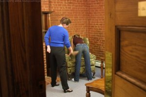 Real Spankings - Amy's Strapping - image 6
