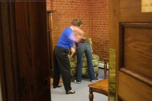 Real Spankings - Amy's Strapping - image 8