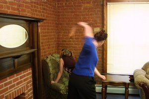Real Spankings - Amy's Strapping - image 15