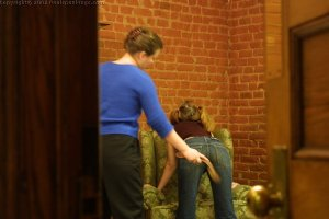 Real Spankings - Amy's Strapping - image 14