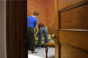 Real Spankings - Amy's Strapping - image 18