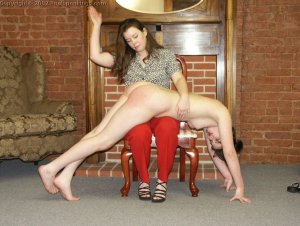 Real Spankings - Punishment Profiles-ginger - image 3