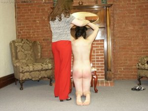 Real Spankings - Punishment Profiles-ginger - image 2