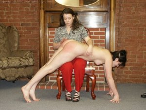 Real Spankings - Punishment Profiles-ginger - image 9