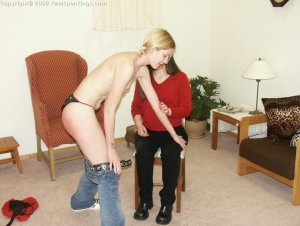 Real Spankings - Punishment Profiles-holly - image 13