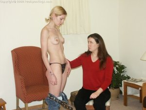 Real Spankings - Punishment Profiles-holly - image 5