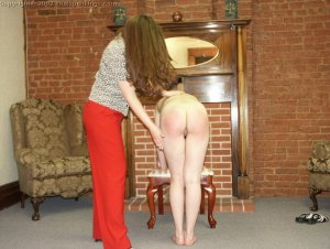 Real Spankings - Punishment Profiles-ginger - image 13