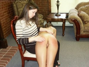 Real Spankings - Punishment Profiles - Haley - image 5