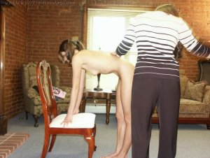 Real Spankings - Punishment Profiles - Haley - image 9