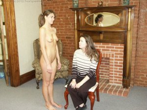Real Spankings - Punishment Profiles - Haley - image 16