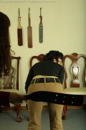 Real Spankings - St. Andrew's Preparatory Academy - image 12