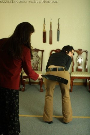 Real Spankings - St. Andrew's Preparatory Academy - image 11
