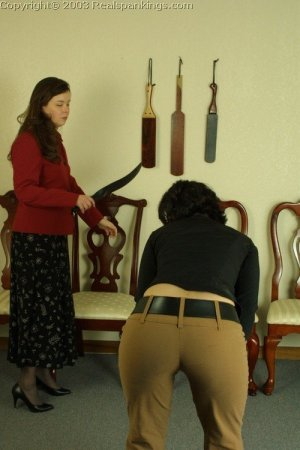 Real Spankings - St. Andrew's Preparatory Academy - image 10