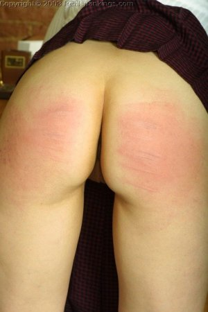 Real Spankings - Tess Gets The Cane - image 10