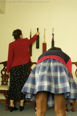 Real Spankings - St. Andrew's Preparatory Academy - image 13