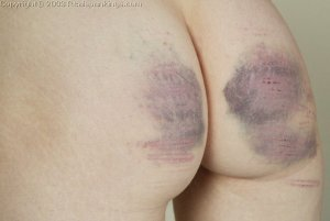Real Spankings - Holly's Severe Caning - image 14