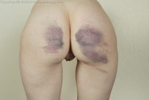 Real Spankings - Holly's Severe Caning - image 3