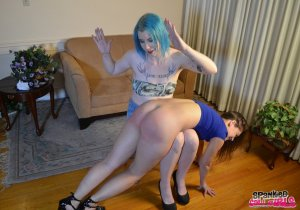 Spanked Call Girls - Lux Spanks Rachel - image 8
