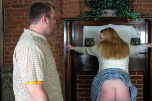 Real Spankings - Carrie Spanked By Russ - image 8