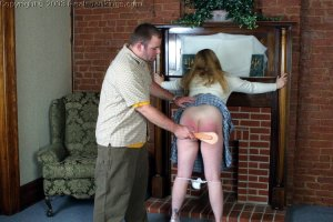 Real Spankings - Carrie Spanked By Russ - image 3