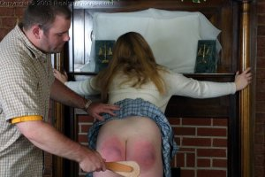 Real Spankings - Carrie Spanked By Russ - image 7
