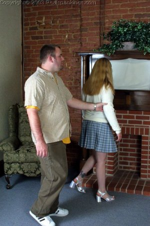 Real Spankings - Carrie Spanked By Russ - image 6