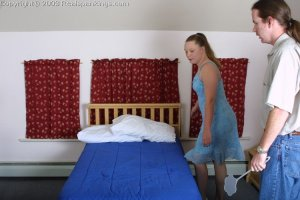 Real Spankings - Spanked With A Flyswatter - image 15