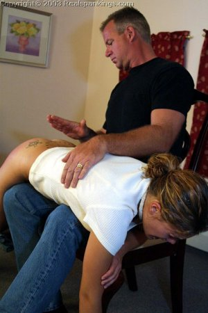 Real Spankings - Punished By Mr. Daniels - image 6