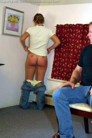 Real Spankings - Punished By Mr. Daniels - image 11