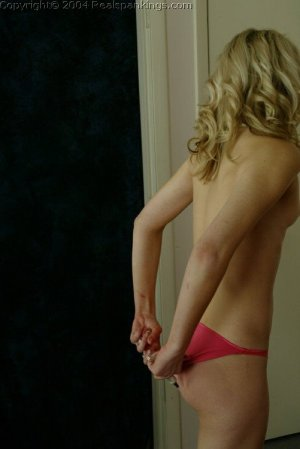 Real Spankings - Betty Straps Sarah - image 7