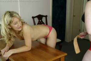Real Spankings - Betty Straps Sarah - image 17