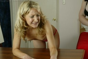 Real Spankings - Betty Straps Sarah - image 8
