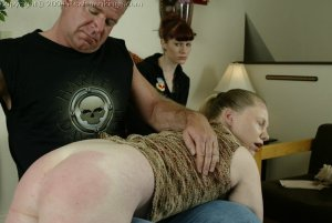 Real Spankings - Punished For Taking The Car - image 13