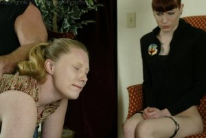 Real Spankings - Punished For Taking The Car - image 18